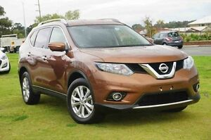 2015 Nissan X-Trail T32 ST-L X-tronic 4WD Desert Dusk 7 Speed Constant Variable Wagon Wangara Wanneroo Area Preview