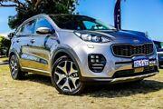 2018 Kia Sportage QL MY18 GT-Line AWD Grey 6 Speed Sports Automatic Wagon Wangara Wanneroo Area Preview
