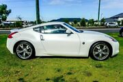 2012 Nissan 370Z Z34 MY11 Shiro White 6 Speed Manual Coupe Wangara Wanneroo Area Preview