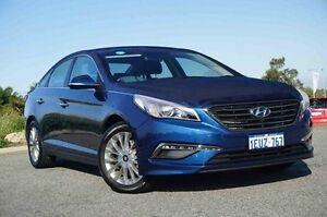 2015 Hyundai Sonata LF Elite Blue 6 Speed Sports Automatic Sedan Wangara Wanneroo Area Preview