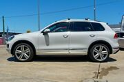 2017 Volkswagen Touareg 7P MY17 V8 TDI Tiptronic 4MOTION R-Line White 8 Speed Sports Automatic Wagon Mandurah Mandurah Area Preview