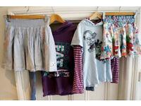 Bundle of girls' Fat Face clothes