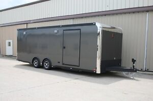2017 AUTO HAULER -- OPEN AND ENCLOSED -- ALL SIZES