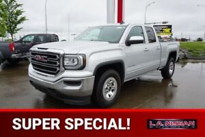 2018 Gmc Sierra 1500 4X4 DOUBLECAB SLE Back-up Cam,  Bluetooth,