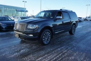 2015 Lincoln Navigator L 4WD ULTIMATE L Navigation (GPS),  Leath