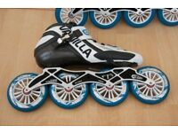 VANILLA FLASH Inline Speed Skates