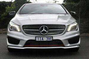 2016 Mercedes-Benz CLA250 Silver Sports Automatic Dual Clutch Wagon Burwood Whitehorse Area Preview
