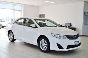 2014 Toyota Camry ASV50R Altise White 6 Speed Automatic Sedan Morley Bayswater Area Preview