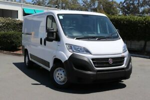 2018 Fiat Ducato Series 6 Low Roof MWB Comfort-matic White 6 Speed Sports Automatic Single Clutch Acacia Ridge Brisbane South West Preview