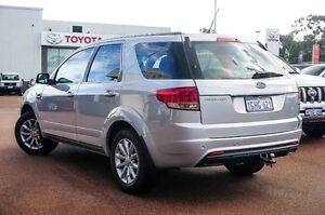 2015 Ford Territory SZ MkII TX Seq Sport Shift Silver 6 Speed Sports Automatic Wagon Westminster Stirling Area Preview