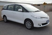 2012 Toyota Tarago ACR50R MY13 GLi White 7 Speed Constant Variable Wagon Pearsall Wanneroo Area Preview