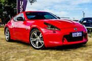 2010 Nissan 370Z Z34 MY10 Red 7 Speed Sports Automatic Coupe Wangara Wanneroo Area Preview