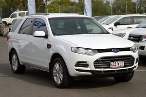 2014 Ford Territory SZ TX White 6 Speed Automatic Wagon Ebbw Vale Ipswich City Preview
