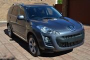2012 Peugeot 4007 MY12 SV DCS Auto HDi Grey 6 Speed Sports Automatic Dual Clutch Wagon Stepney Norwood Area Preview