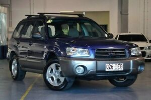 2003 Subaru Forester Blue Automatic Wagon Capalaba West Brisbane South East Preview