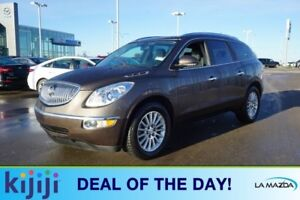 2011 Buick Enclave AWD CXL Rear DVD,  Leather,  Heated Seats,  3