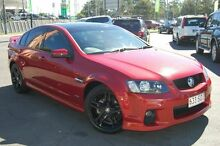 2011 Holden Commodore VE II SV6 Red 6 Speed Automatic Sedan Shailer Park Logan Area Preview