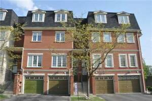 Stunning Mississauga Townhouse for LEASE