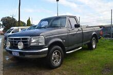 1997 Ford F250  Grey  Utility Beckenham Gosnells Area Preview