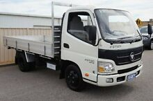 2014 Foton Aumark  White Manual Traytop Pearsall Wanneroo Area Preview
