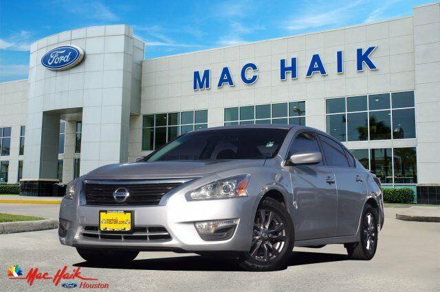 2015 Nissan Altima 2.5 S 70133 Miles Brilliant Silver 4dr Car Regular Unleaded I