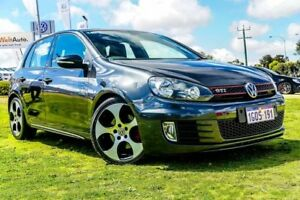 2011 Volkswagen Golf VI MY11 GTI DSG Grey 6 Speed Sports Automatic Dual Clutch Hatchback
