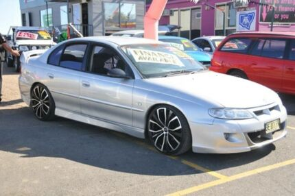 2001 Holden Commodore VX Acclaim Silver 4 Speed Automatic Sedan Homebush West Strathfield Area Preview