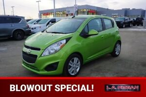 2014 Chevrolet Spark LS Accident Free,  A/C,