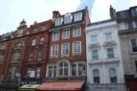 A lovely first floor apartment in the sought-after area of Marylebone.