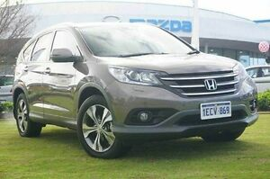 2013 Honda CR-V RM MY14 VTi-L 4WD Bronze 5 Speed Sports Automatic Wagon Wangara Wanneroo Area Preview