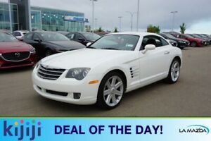 2005 Chrysler Crossfire LIMITED Leather,  Heated Seats,