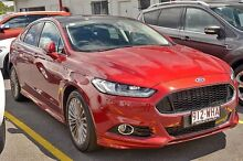 2015 Ford Mondeo MD Titanium Red 6 Speed Automatic Hatchback Springwood Logan Area Preview