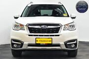 2017 Subaru Forester S4 MY18 2.5i-L CVT AWD White 6 Speed Constant Variable Wagon Edgewater Joondalup Area Preview