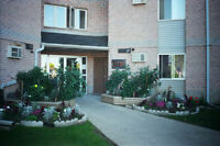Bonaventure Meadows - Bright and Spacious 1 BD, ensuite laundry!