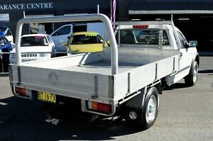 2006 Holden Rodeo White Manual Cab Chassis North Gosford Gosford Area Preview