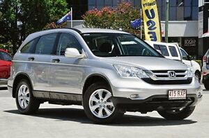2011 Honda CR-V RE MY2011 Sport 4WD Silver 5 Speed Automatic Wagon Southport Gold Coast City Preview