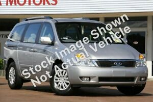 2010 Kia Grand Carnival VQ MY11 SI Silver 6 Speed Sports Automatic Wagon Somerton Park Holdfast Bay Preview