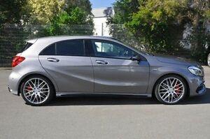 2016 Mercedes-Benz A45 Grey Sports Automatic Dual Clutch Hatchback Doncaster Manningham Area Preview