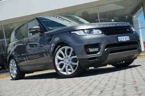 2014 Land Rover Range Rover Sport L494 MY14.5 TdV6 CommandShift SE Grey 8 Speed Sports Automatic St James Victoria Park Area Preview