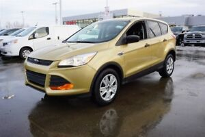 2014 Ford Escape S Accident Free,  A/C,