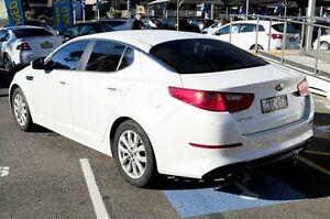 2014 Kia Optima White Sports Automatic Sedan Gosford Gosford Area Preview