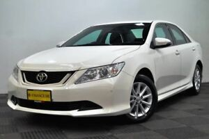 2015 Toyota Aurion GSV50R AT-X White 6 Speed Sports Automatic Sedan