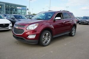 2016 Chevrolet Equinox AWD LTZ Heated Seats,  Bluetooth,
