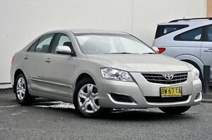 2009 Toyota Aurion GSV40R AT-X Silver 6 Speed Sports Automatic Sedan Tweed Heads South Tweed Heads Area Preview