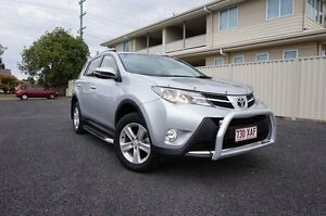 2014 Toyota RAV4 ALA49R GXL (4x4) Silver Pearl 6 Speed Manual Wagon Dalby Dalby Area Preview