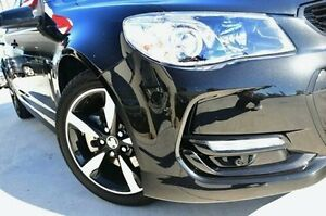 2016 Holden Commodore VF II MY16 Black 6 Speed Manual Sedan Pennant Hills Hornsby Area Preview