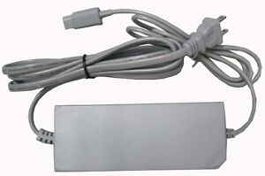 AC Power Supply Adapter For Wii
