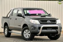 2010 Toyota Hilux KUN26R MY10 SR White 4 Speed Automatic Utility Moorooka Brisbane South West Preview