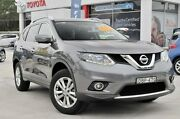 2015 Nissan X-Trail T32 ST-L (FWD) Grey Continuous Variable Wagon Wyoming Gosford Area Preview