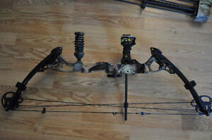 Youth/Women's Alpine compound bow package